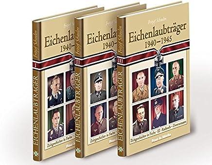 Eichenlaubträger 1940 - 1945 3 Bde