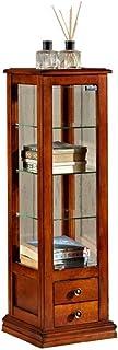Soporte para CD de madera maciza para piso, dormitorio, sala de estar, libro, casa, CD, estante de almacenamiento - Bar Ho...