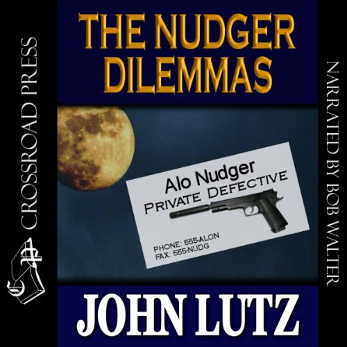 The Nudger Dilemmas audiobook cover art