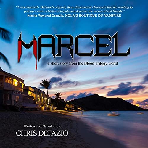 Marcel cover art