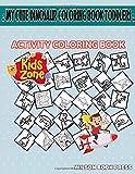 My Cute Dinosaur Coloring Book Toddlers: 45 Activity Nodosaurus, Pliosaurus, Archelon, Argentinosaurus, Suchomimus, Tyrannosaurusrex, Basilosaurus, ... 6-8 Picture Quiz Words Activity Coloring Book