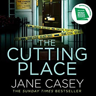 The Cutting Place cover art