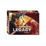 DEF Pandemic Legacy Season 1 Game Board Game, Classic Strategy Game per Adolescenti e Adulti Ideale per Incontri Casual Versione Inglese (Color : Red)