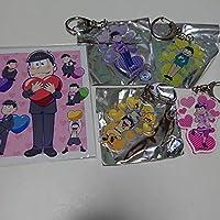 おそ松さんキーホルダー&カード