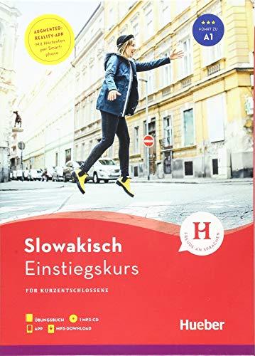 Einstiegskurs Slowakisch: für Kurzentschlossene / Paket: Buch + 1 MP3-CD + MP3-Download + Augmented Reality App