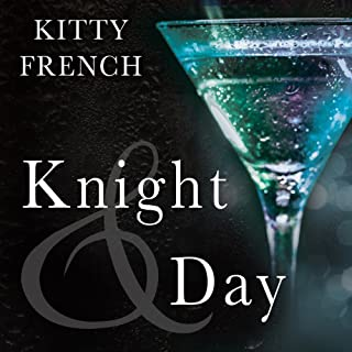 Knight and Day audiobook cover art