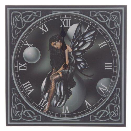 Hada gtica del Reloj de 30 cm