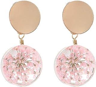 HENGSONG Earrings Studs Womens Sterling Silver Earring Set Valentine's Day Gift Earrings for Women Plated Gold Star