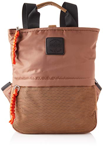 Munich Cord, Backpack para Mujer, BROWN, U