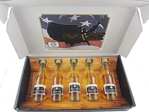 Tasting Samples Whiskey Tasting Box