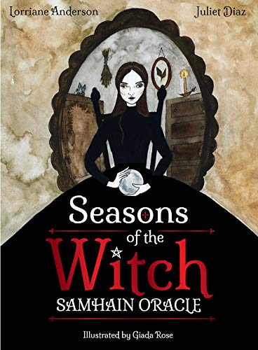Seasons of the Witch: Samhain Oracle: Harness the Intuitive Power of the Year's Most Magical Night (Rockpool Oracle Card Series)