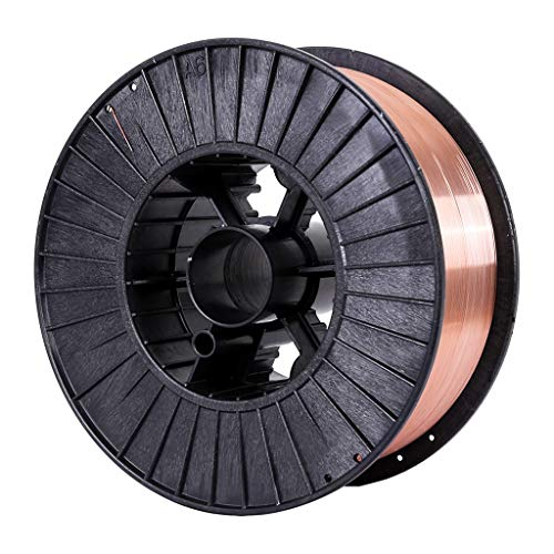 Rollo de 15 kg ER70S-6 0,04 cm de alambre de soldadura de...