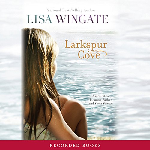 Larkspur Cove audiobook cover art
