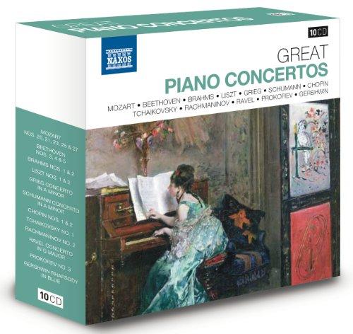 Great Piano Concertos / Various