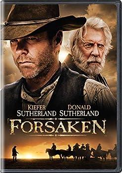 FORSAKEN  2015  DVD