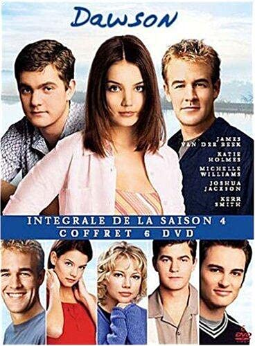 Dawson : L'Intégrale Saison 4 - Coffret Digipack 6 DVD