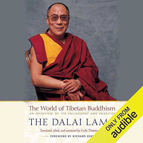 Couverture de The World of Tibetan Buddhism