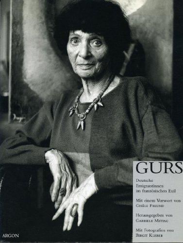 GURS: Deutsche Emigrantinnen im französischen Exil