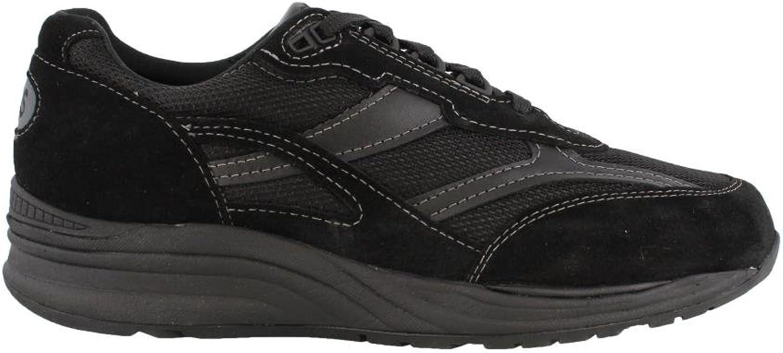 SAS Men's, Journey Mesh Walking Sneakers Black 10.5 N