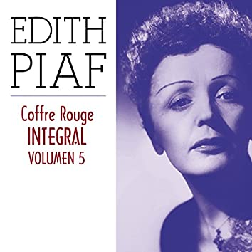 Édith Piaf, Coffre Rouge Integral, Vol. 5/10