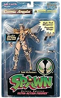 Spawn Series 3 Cosmic Angela Action Figure by Spawn