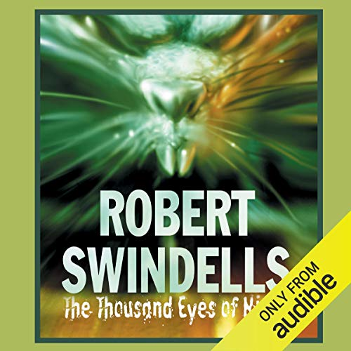 The Thousand Eyes of Night                   By:                                                                                                                                 Robert Swindells                               Narrated by:                                                                                                                                 Jamie Glover                      Length: 3 hrs and 26 mins     1 rating     Overall 2.0