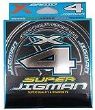 よつあみ エックスブレイド(X-Braid) スーパー ジグマン X4 600m 1.5号 25lb 5カラー