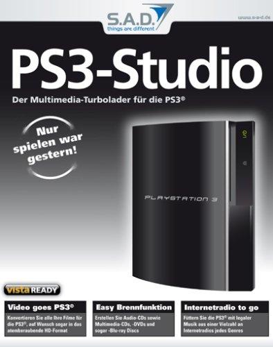 PS3-Studio (DVD-Verpackung)