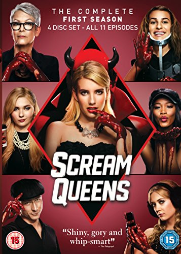 Scream Queens: The Complete First Season [Edizione: Regno Unito] [Edizione: Regno Unito]