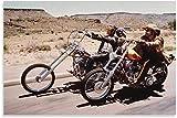Iooie Leinwand Druck Poster Easy Rider Classic Kultfilm