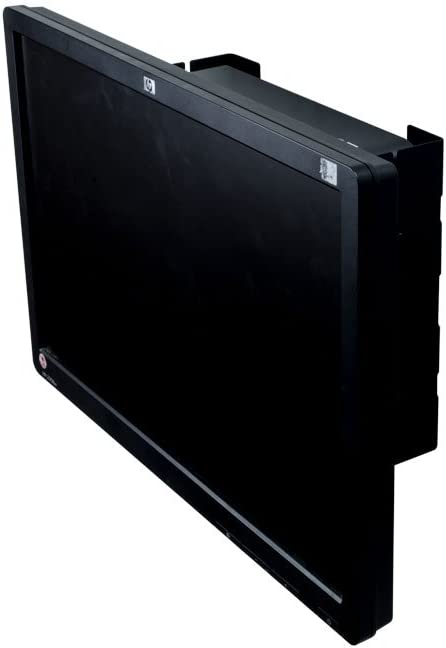 RackSolutions Monitor and PC Wall Mount for HP t620 Plus and t730 Thin Client PC