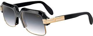 646e36a35f Cazal 670 Sunglasses 001 Shiny Black Gold   Gray Gradient lens 56 mm