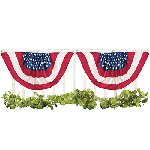 Stars And Stripes Flag Bunting