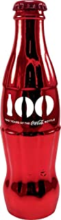Coca-Cola Celebrating 100 Years of The Bottle in Red Glaze 3rd Edition