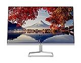 HP M24f Monitor (Pantalla de 24 Pulgadas, Full HD IPS, 75 Hz, AMD FreeSync, VGA, HDMI 1.4, Tiempo de Respuesta de 5 ms, HP Low-Blue-Light) Plateado