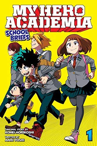 My Hero Academia: School Briefs, Vol. 1