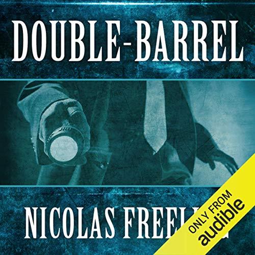 Double Barrel: Van De Valk, Book 4 audiobook cover art