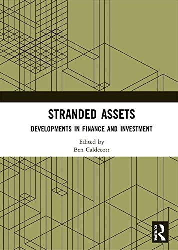 Stranded Assets: Developments in Finance and Investment