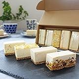 白砂糖不使用チーズケーキ 贅沢4種セット 12個入り 夏フレーバー