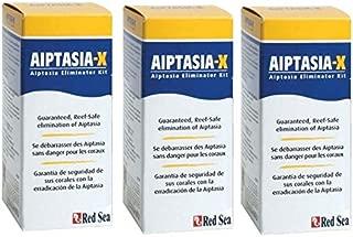 (3 Pack) Red Sea Fish Pharm ARE22231 Aiptasia-X Eliminator Kit for Aquarium, 2.02-Ounce