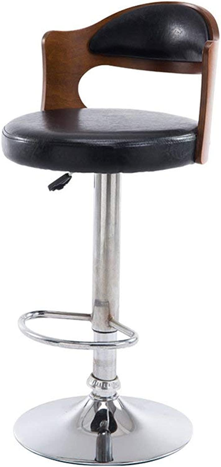 Pemberly Row Handle Back Chrome Diner Dining Chair in Cracked Ice Grey