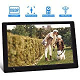 Best digital picture frame - Digital Picture Frame, Jimwey 10.1 Inch 1920x1080 IPS Review