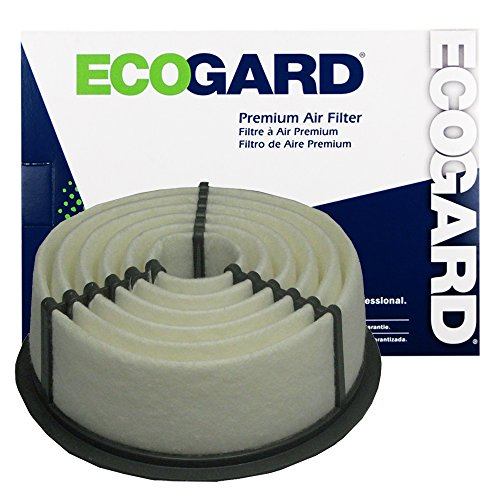 ECOGARD XA4614 Premium Engine Air Filter Fits Chevrolet Metro 1.3L 1998-2001, Sprint 1.0L 1987-1988 | Suzuki Swift 1.3L 1989-2001, Forsa 1.0L 1987-1988 | Toyota Tercel 1.5L 1990