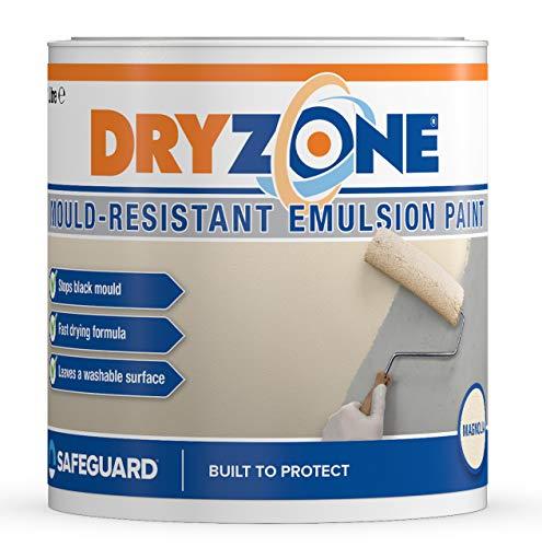 Dryzone Anti Mould Paint 1L Magnolia