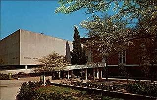 Russell House Student Union - University of South Carolina Columbia Original Vintage Postcard