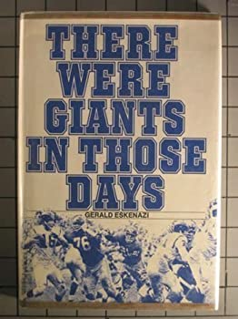 There Were Giants in Those Days 0139146806 Book Cover