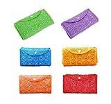 Oytra Set of 6 Foldable Reusable Bags Smiley Printed Bags