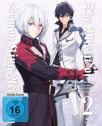 The Misfit of Demon King Academy - Vol.2 - [Blu-ray]