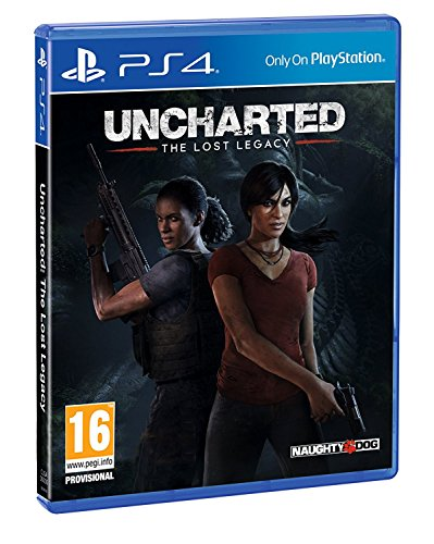 Uncharted - The lost Legacy - Jeu PS4