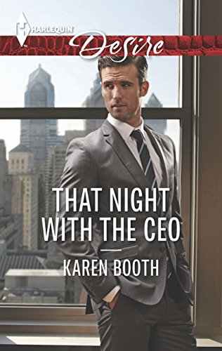 That Night with the CEO (Harlequin Desire Book 2394)
